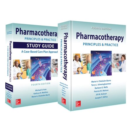 Pharmacotherapy Principles and Practice, Fourth Edition: Book and Study Guide (Other)