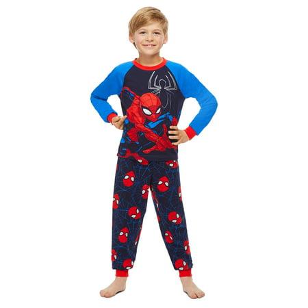 d3eeee50d Spider-Man Boys Sleepwear