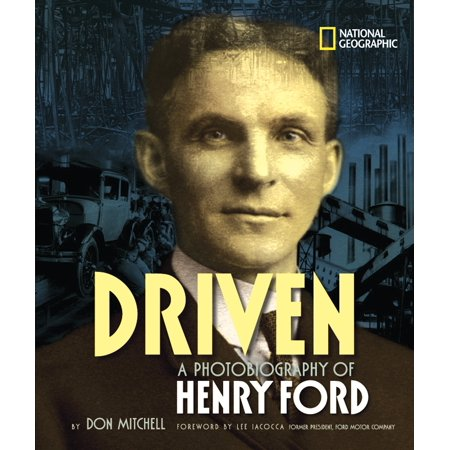 Driven : A Photobiography of Henry Ford - Halloween Henry Ford