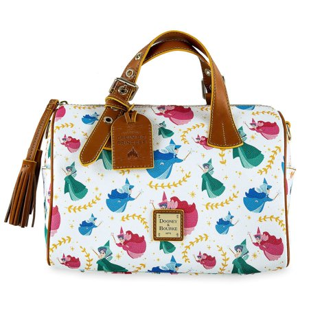 Disney Sleeping Beauty Satchel Bag by Dooney & Bourke 60th Anniversary Aurora