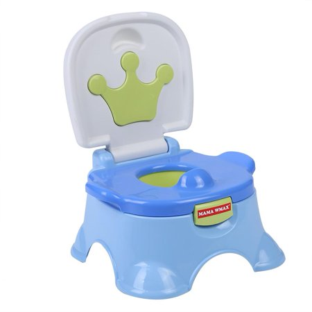 Groovy Walfront 3 In 1 Portable Anti Slip Kids Potty Training Toilet Seat Step Stool Chair For Baby Toddler Kids Toilet Seat Kids Toilet Step Stool Gamerscity Chair Design For Home Gamerscityorg