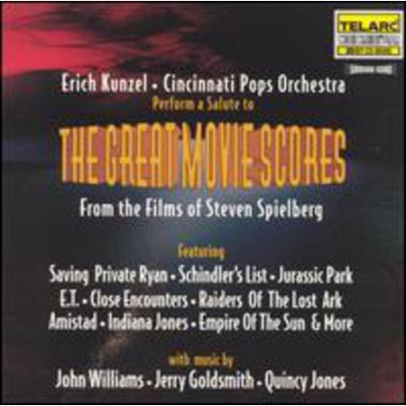 Great Movie Scores: Films of Steven Spielberg (Steven Spielberg Halloween Movies)
