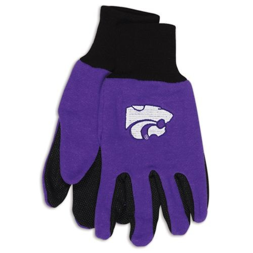 Kansas State Wildcats Two Tone Gloves Adult by Wincraft, Inc.