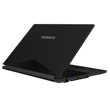 "Gigabyte AERO 15 X9 Gaming and Entertainment Laptop (Intel i9-8950HK 6-Core, 16GB RAM, 2x1TB PCIe SSD RAID 1 (1TB), 15.6"" Full HD (1920x1080), NVIDIA RTX 2070, Wifi, Bluetooth, Webcam, Win 10 Pro) - image 5 of 6"