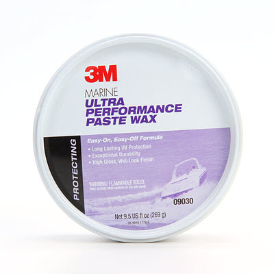 3M Marine Ultra Performance Paste Wax 9.5oz 09030