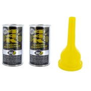 BG 44K Fuel System Cleaner (2 Cans) with BG Funnel