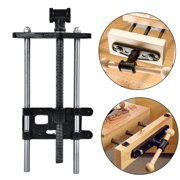EECOO Woodworking Vise,10.5  Woodworker Heavy Duty Table Vise Woodworking Metal Clip Clamp  ,Vise