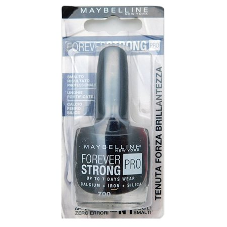 Maybelline Forever Strong Iron - Maybelline Forever Strong PRO Nail Lacquer 700 10 mL.