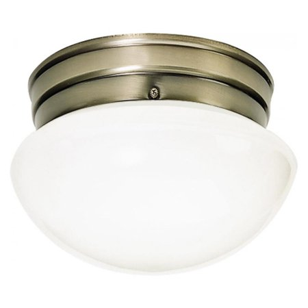 Nuvo Lighting  77/921  Ceiling Fixtures  Indoor Lighting  Flush Mount  ;Antique Brass ()