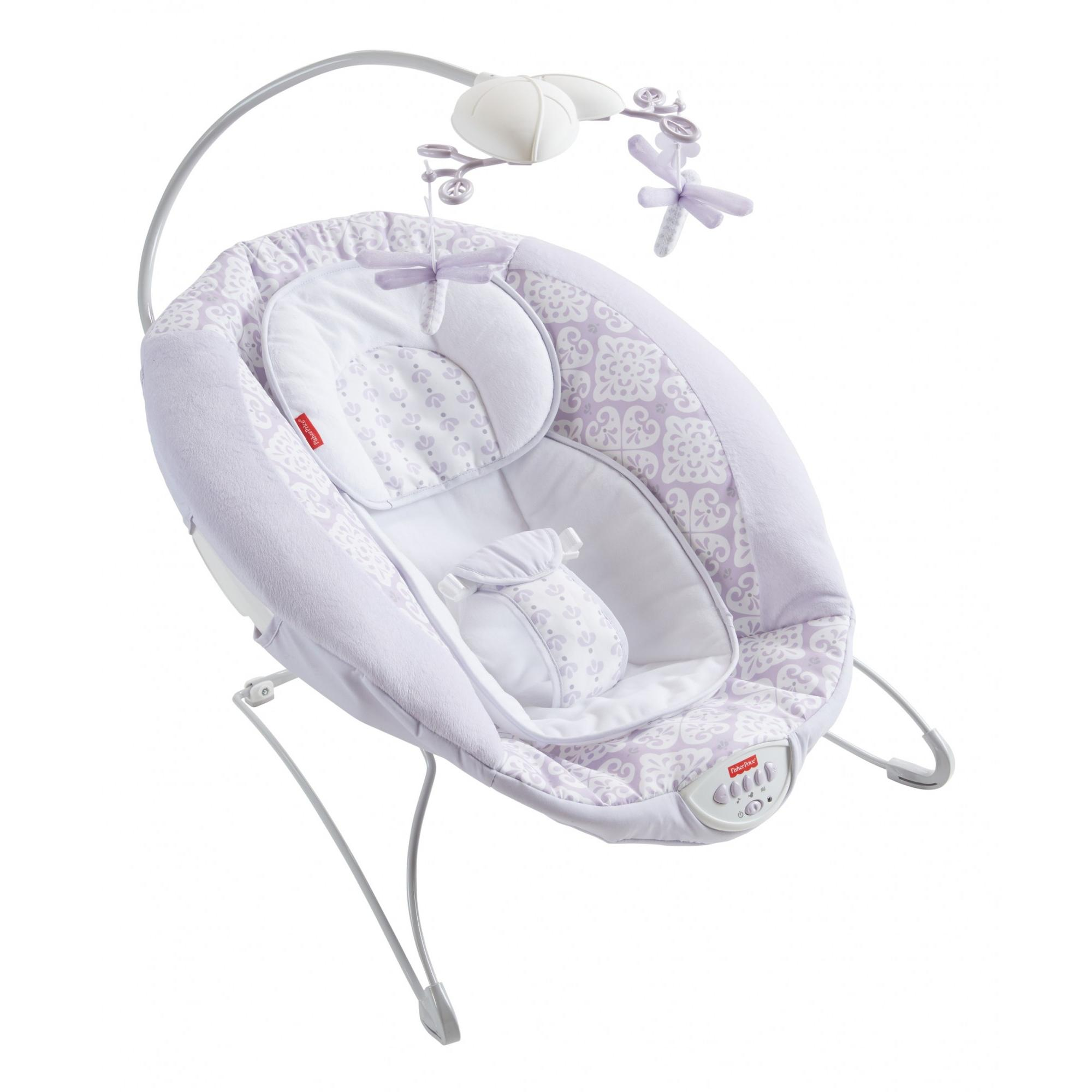 Fisher Price Fairytale Deluxe Bouncer by Fisher-Price