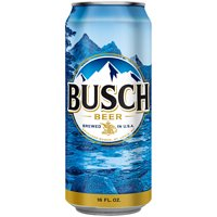 Busch Light Camo Can
