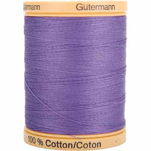 Gutermann Natural Cotton Thread, Solids, 876 yds