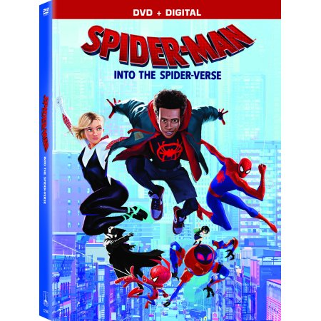 Spider Man Jessica Drew (Spider-Man: Into the Spider-Verse (DVD + Digital)