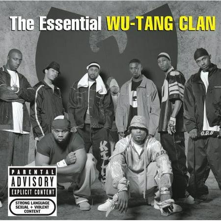 Essential Wu-Tang Clan (explicit) (CD)