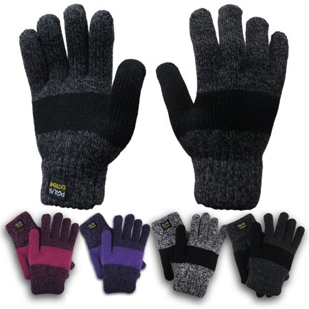 Polar Extreme Women's Thermal  Insulated  Super Warm Winter Gloves