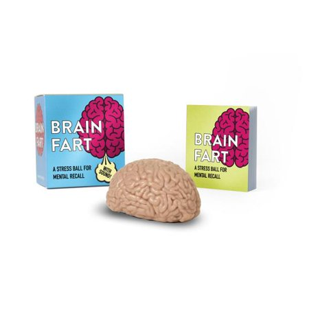 Brain Fart : A Stress Ball for Mental Recall - Brain Balls
