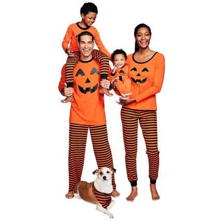 LMart Children Adult Matching Family Pajamas Sets Christmas Halloween Pajamas Sleepwear