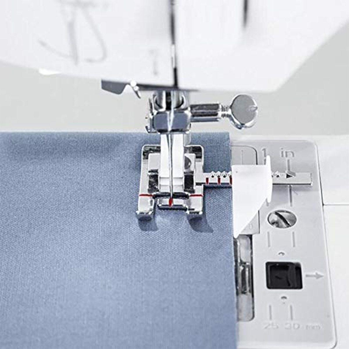 Multifunction Household Sewing Machines with Ruler for Presser Foot Sewing ME