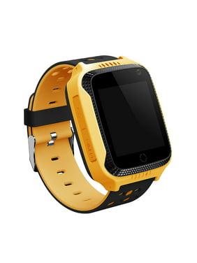 Jeobest Kids Smart Watch Wristwatch with camera GPS Tracker Anti-Lost Waterproof