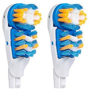 Oral-B CrossAction Power Whitening Brush Head Set