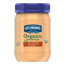 Mayonnaise: Hellman's Organic Spicy Chipotle