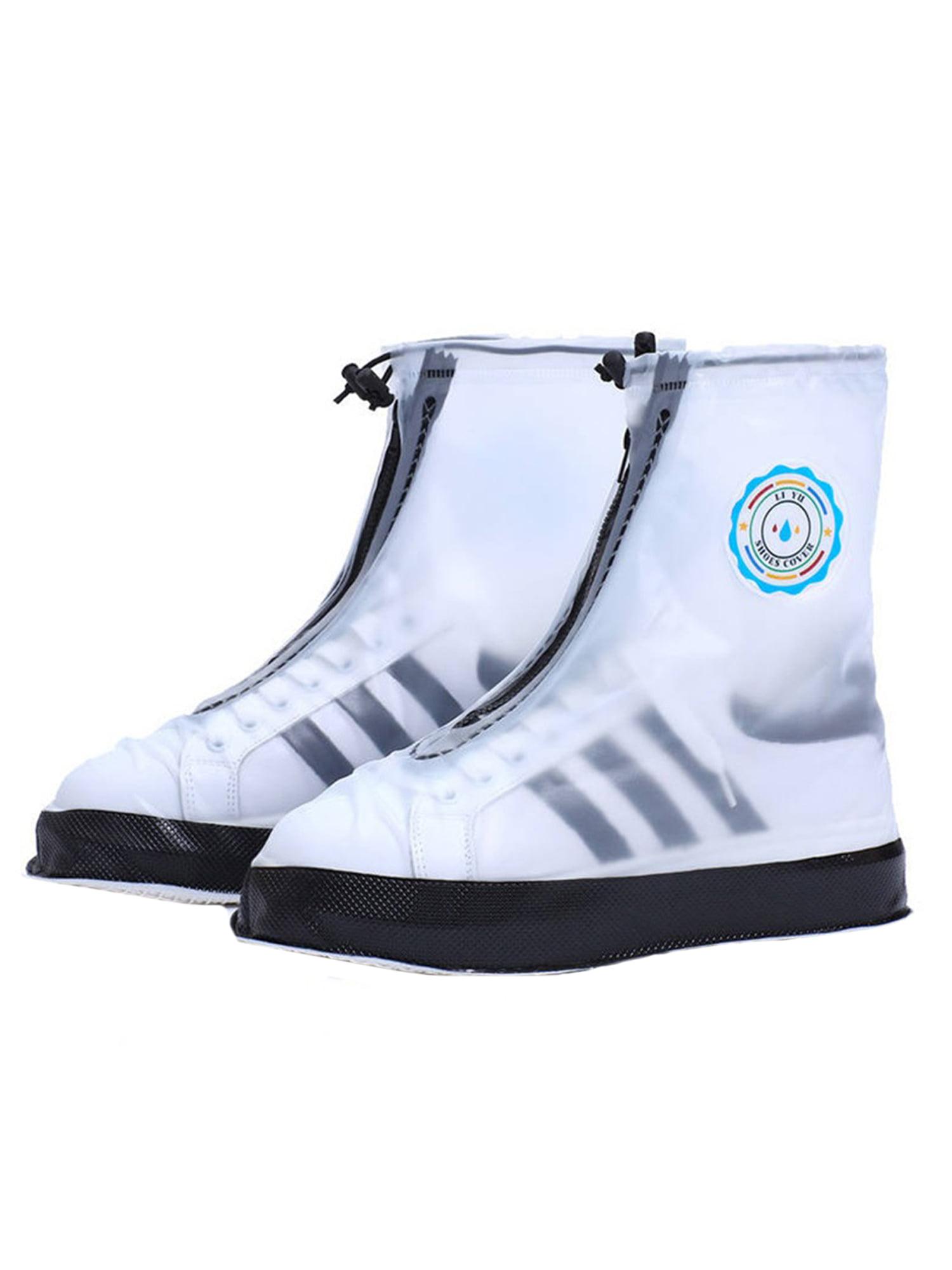 SUNSIOM Adults Waterproof Shoe Boot