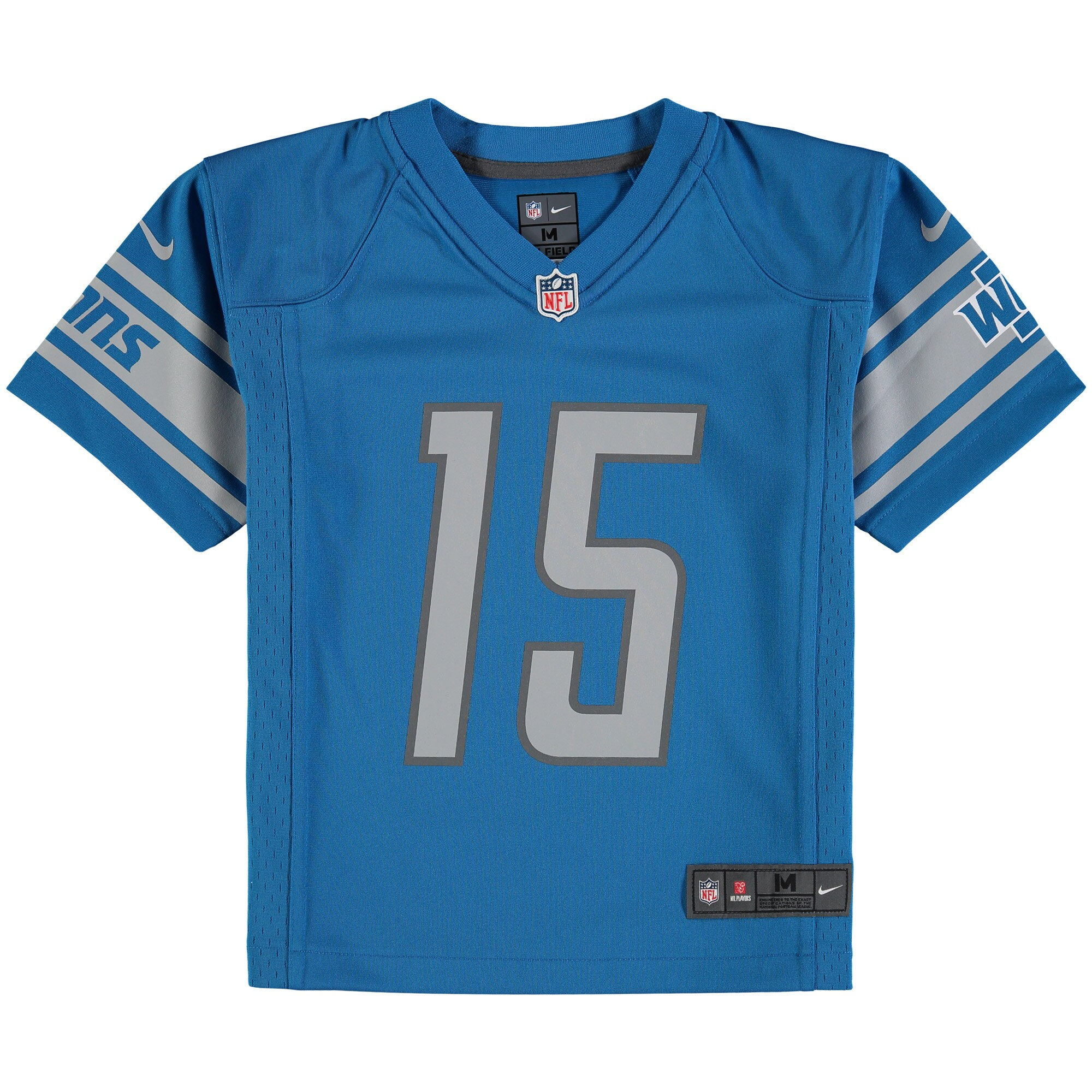 Golden Tate Detroit Lions Nike Preschool Game Jersey - Blue