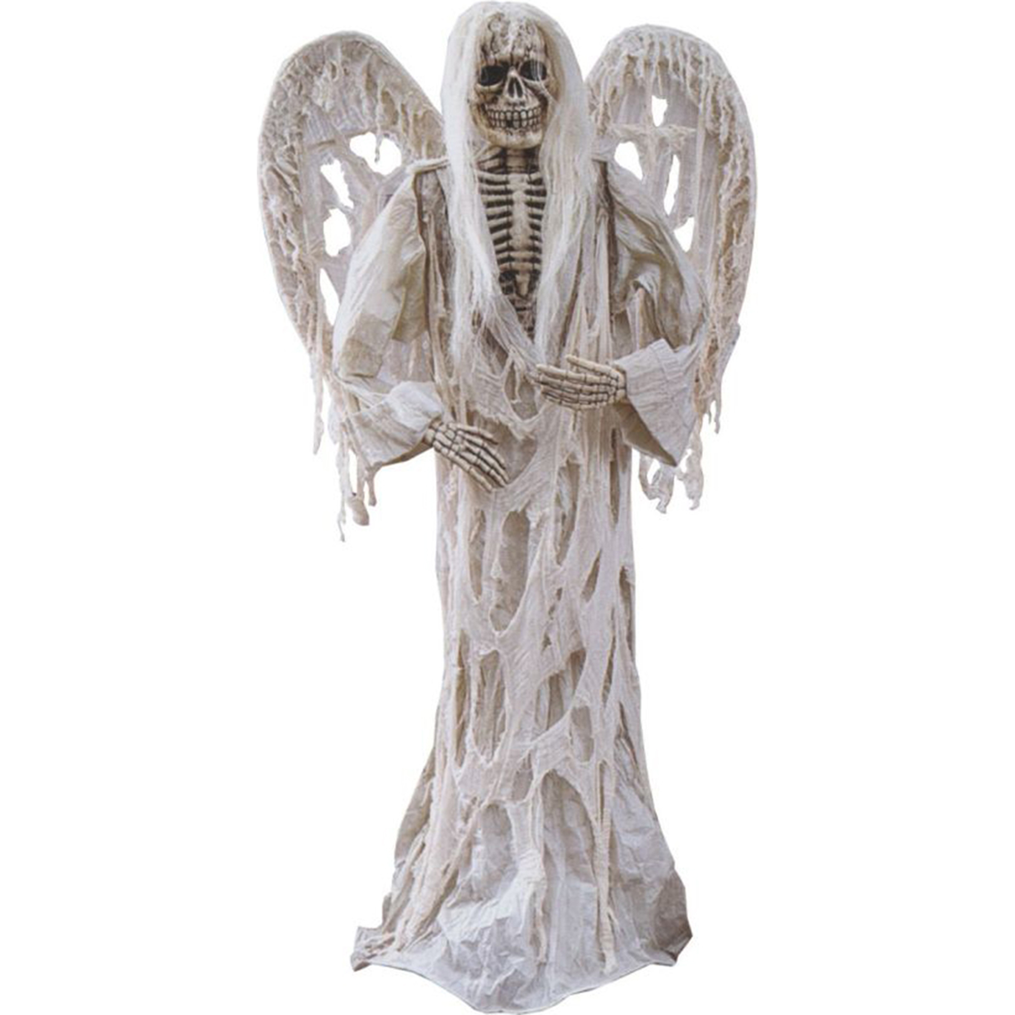 Morris Costumes Gauze Demon W Wings Halloween Costume 72In