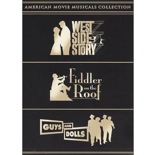 American Movie Musicals Collection by MGM HOME ENTERTAINMENT