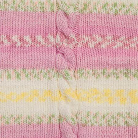 Mary Maxim Baby Blankie Yarn - Apple Blossom (Yarn Blossom)