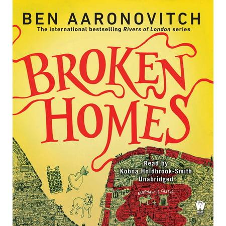 Broken Homes : A Rivers of London Novel (River London)