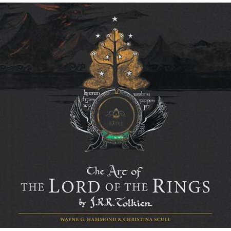 The Art of The Lord of the Rings by J.R.R.