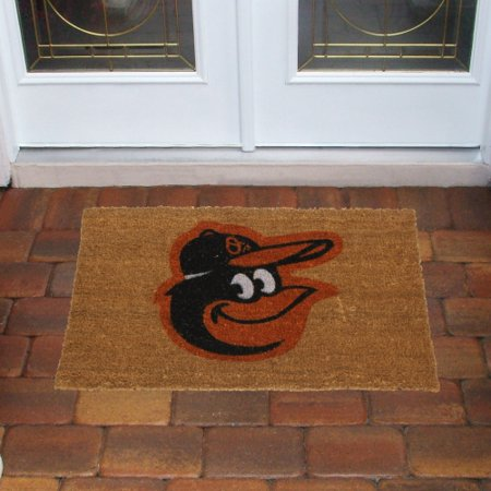 Baltimore Orioles Logo Coir Door Mat - No Size (Baltimore Orioles Rug)