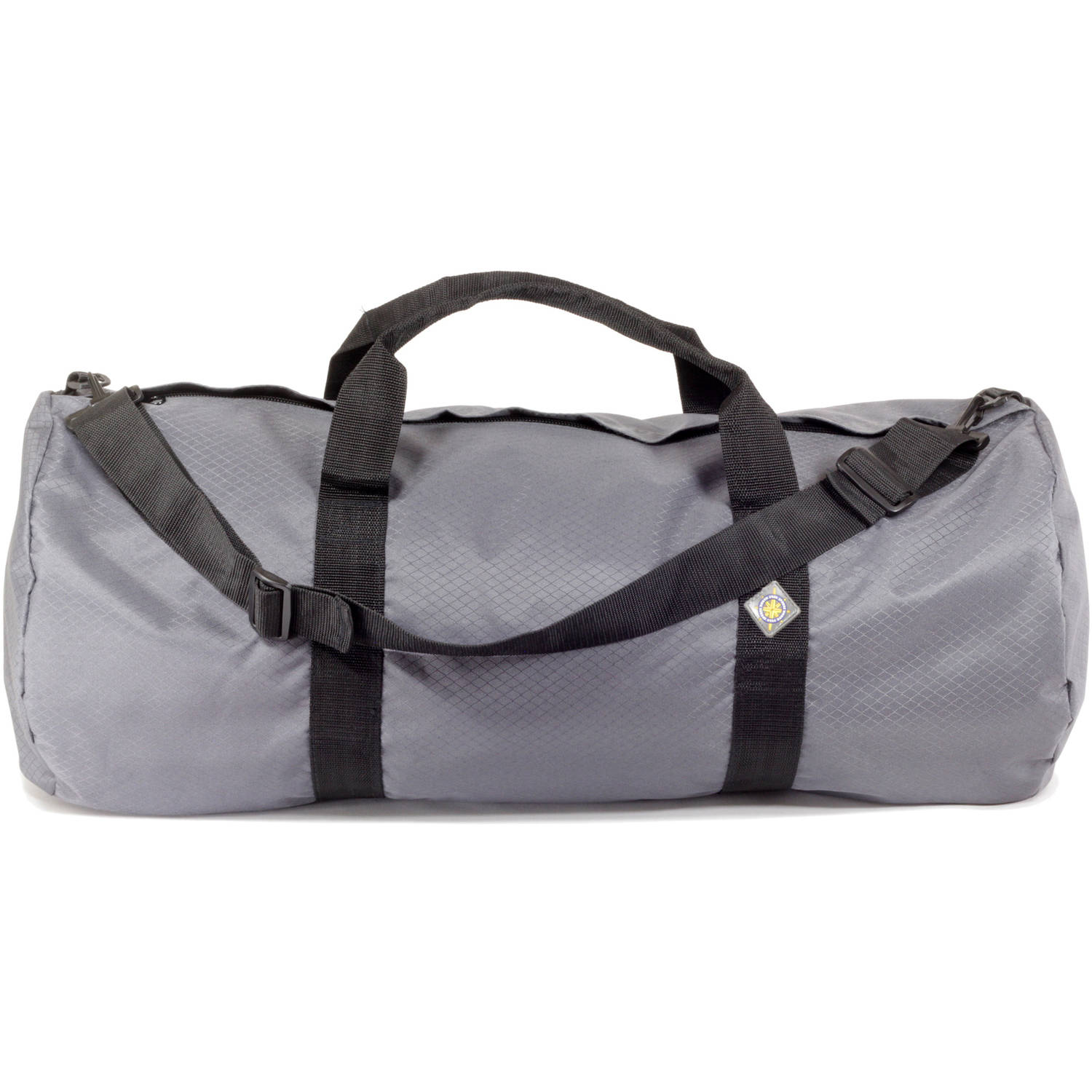 North Star SD 1430 Sport Duffle Bag, Steel Gray by Northstar Bags
