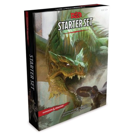 Dungeons & Dragons Starter Set Book Supplement Recycled Starter Set