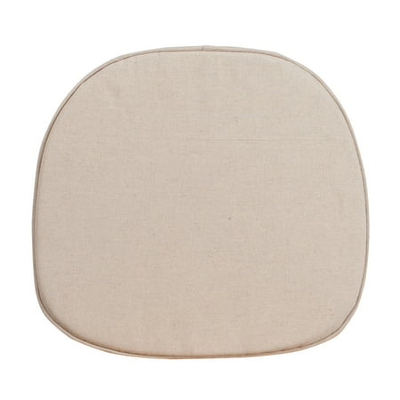 Indoor Kids Natural Thin Chair Cushion (600 Accent Furniture)