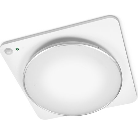 Iso 90 CRM Bathroom Ceiling Exhaust Fan with Humidity, Light ...