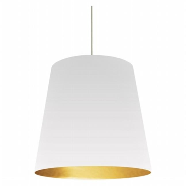 Inspirational White Hanging Light Fixture