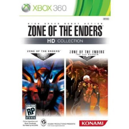 Zone of the Enders HD Collection, Konami, XBOX 360, (Gamecap Hd Recorder Playstation 3 Xbox 360)