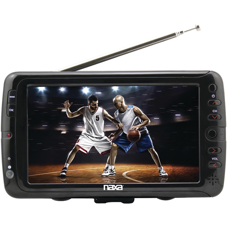 "NAXA 7"" Portable TV & Digital Multimedia Player (NT-70)"