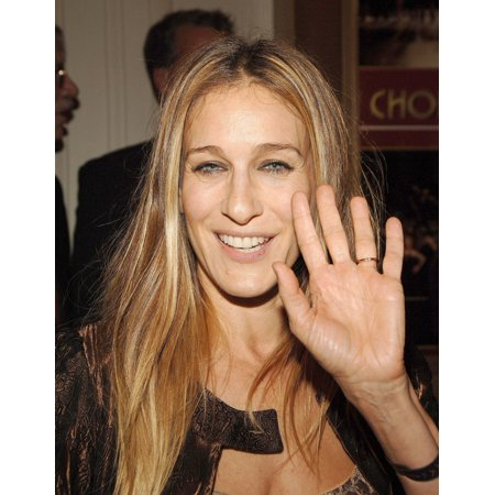 Sarah Jessica Parker At Arrivals For A Chorus Line Revival Opening Night On Broadway Gilt At The Palace Hotel New York Ny October 05 2006 Photo By William D BirdEverett Collection Celebrity for $<!---->
