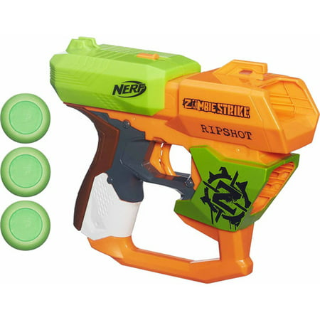 nerf zombie strike ripshot blaster. Black Bedroom Furniture Sets. Home Design Ideas