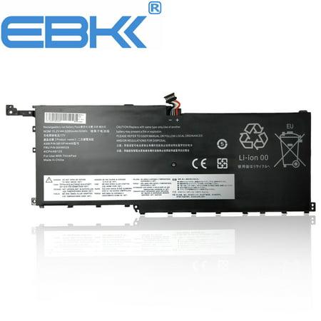 01AV410 01AV441 01AV457 00HW028 Laptop Battery For Lenovo Thinkpad X1 Carbon 2016 / X1 Yoga 1st Gen / X1C 20FB 20FC 20FQ 20FR SB10K97566 SB10K97567 (Lenovo Thinkpad X1 Carbon Battery 1st Generation)
