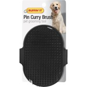 Palm Pin Curry Brush For Dogs and Cats