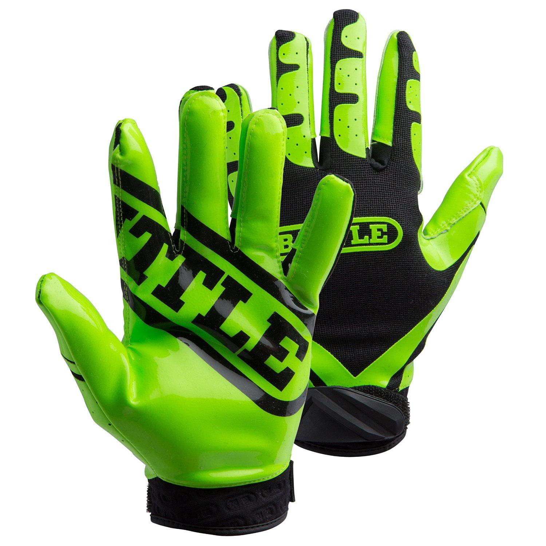 Battle Sports Ultra Stick Receivers Gloves