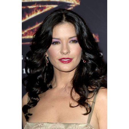 Catherine Zeta-Jones At Arrivals For Premiere Of Legend Of Zorro Orpheum Theater Los Angeles Ca October 16 2005 Photo By Michael GermanaEverett Collection Celebrity - Zorro Catherine Zeta Jones