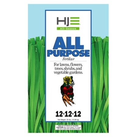 (Howard Johnsons 7137 All-Purpose Fertilizer, 12-12-12 Formula, 35-Lbs. - Quantity 1)