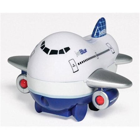 Toytech Tt2354 3 In  Jetblue Magic Fun Plane