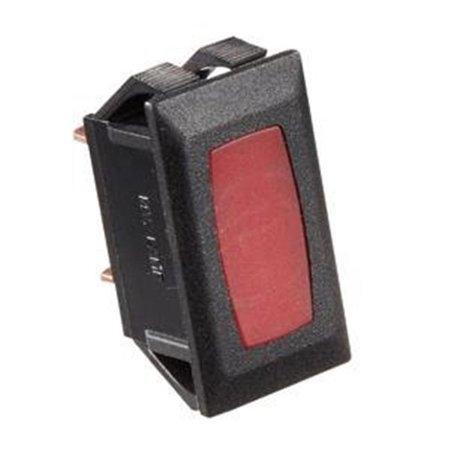 S361 Standard Indicator Light - Black & Red - image 1 de 1