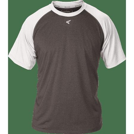Easton Youth Short Sleeve Raglan Performance Shirt